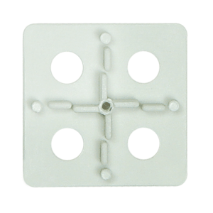 floor 2mm cross spacing plate