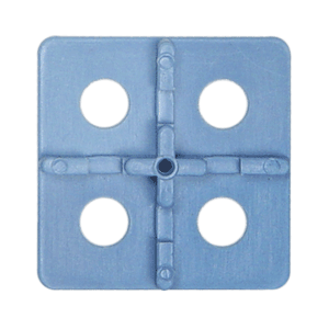 universal 2mm cross spacing plate