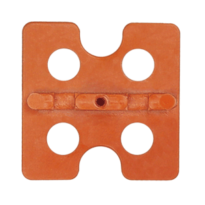 universal 3mm edge spacing plate